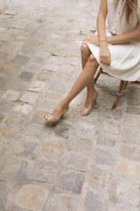 Sandales Le Trésor