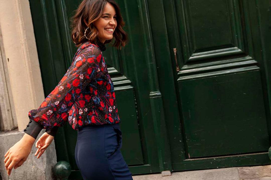 Blouse Ayana + Pantalon Sarah Maison Lemoine