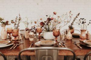 décoration mariage champetre cérémonie de mariage