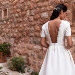 Robe courte mariage civil